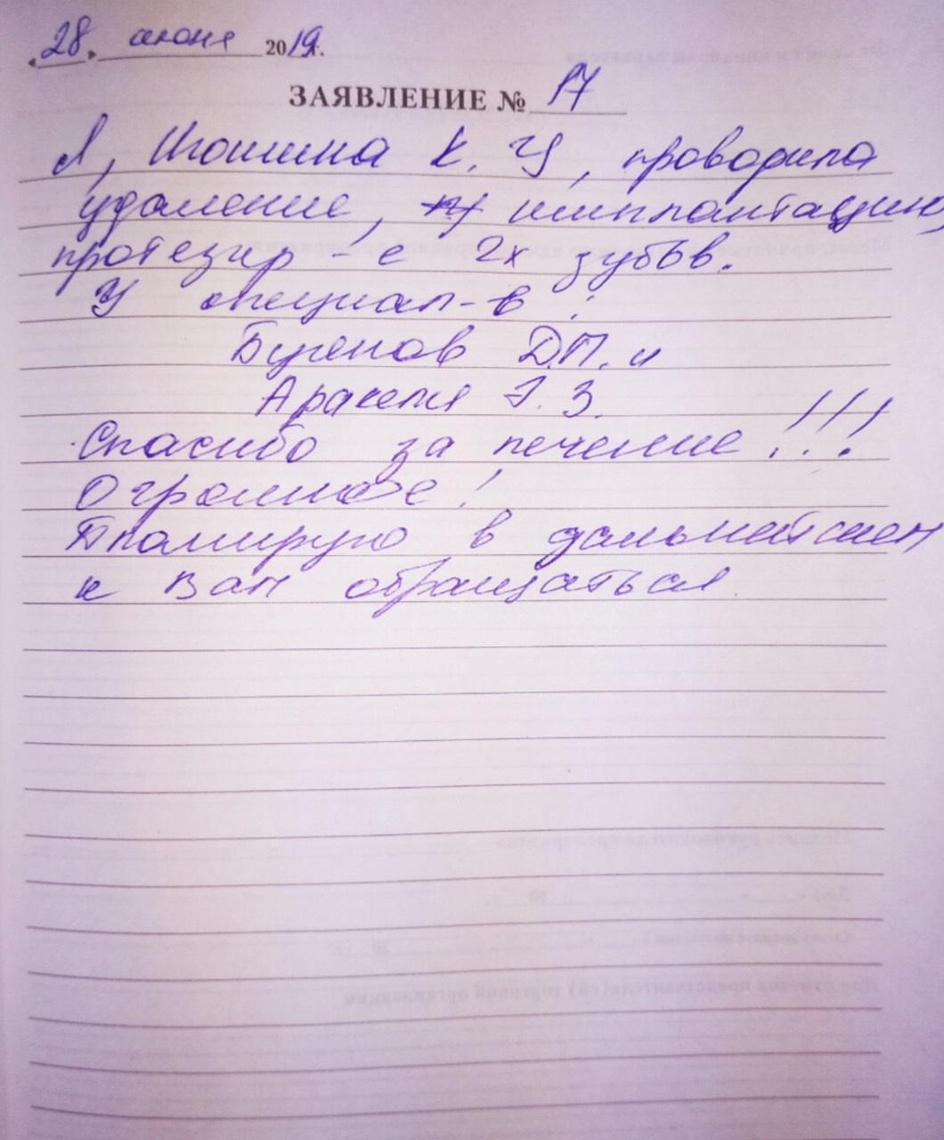 <em>Редактировать Отзыв</em> Кажайп. Стоматология Фларт