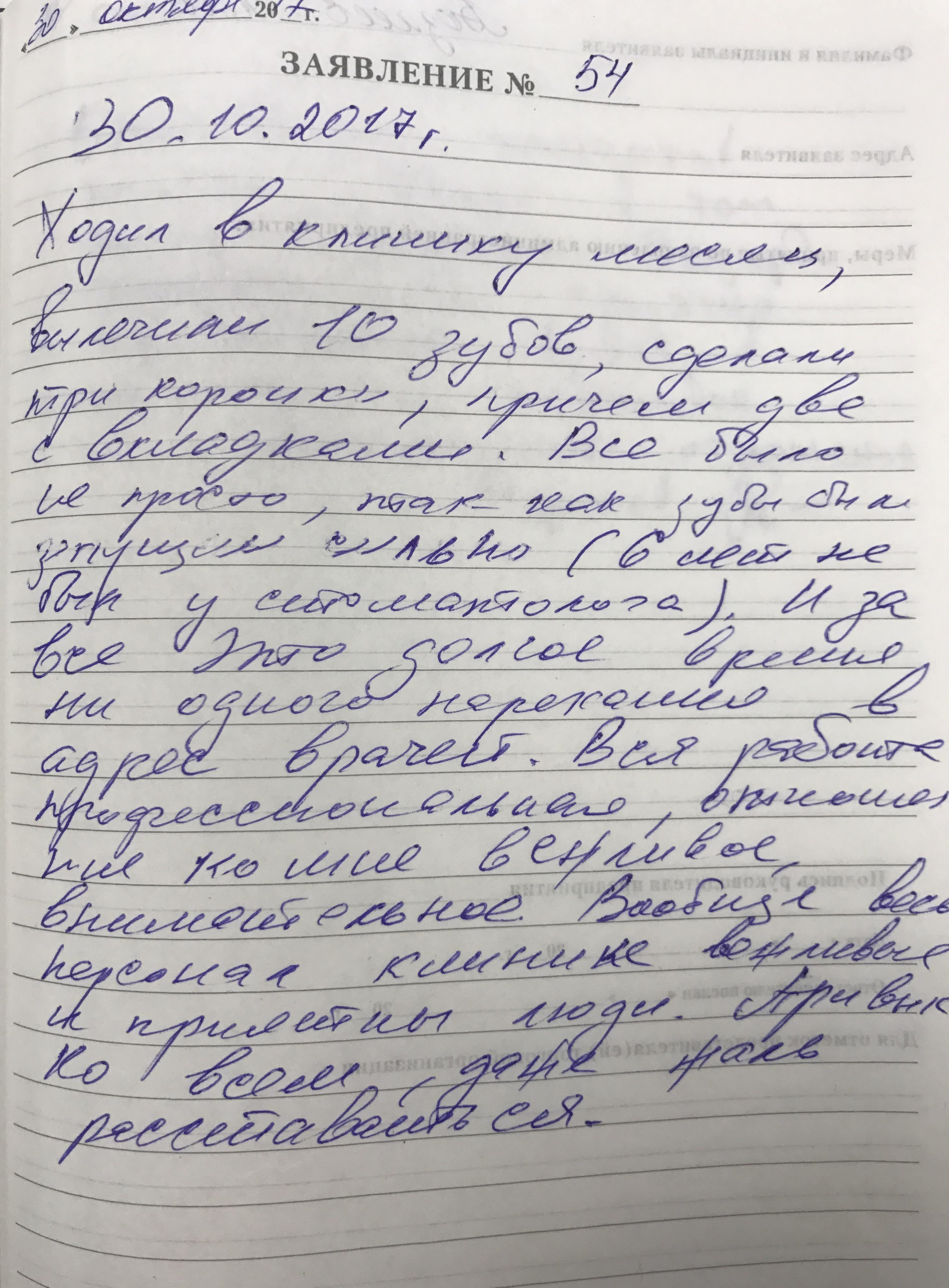 <em>Редактировать Отзыв</em> Алексей Юрьевич. Стоматология Фларт
