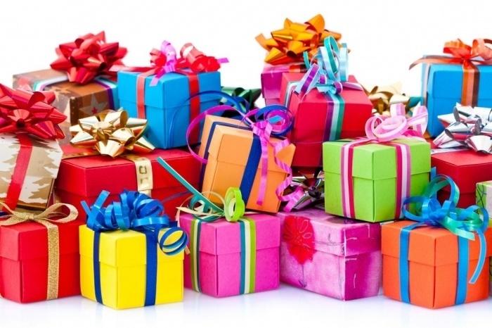 Подарки с на др