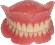 Виды съемных протезов зубов