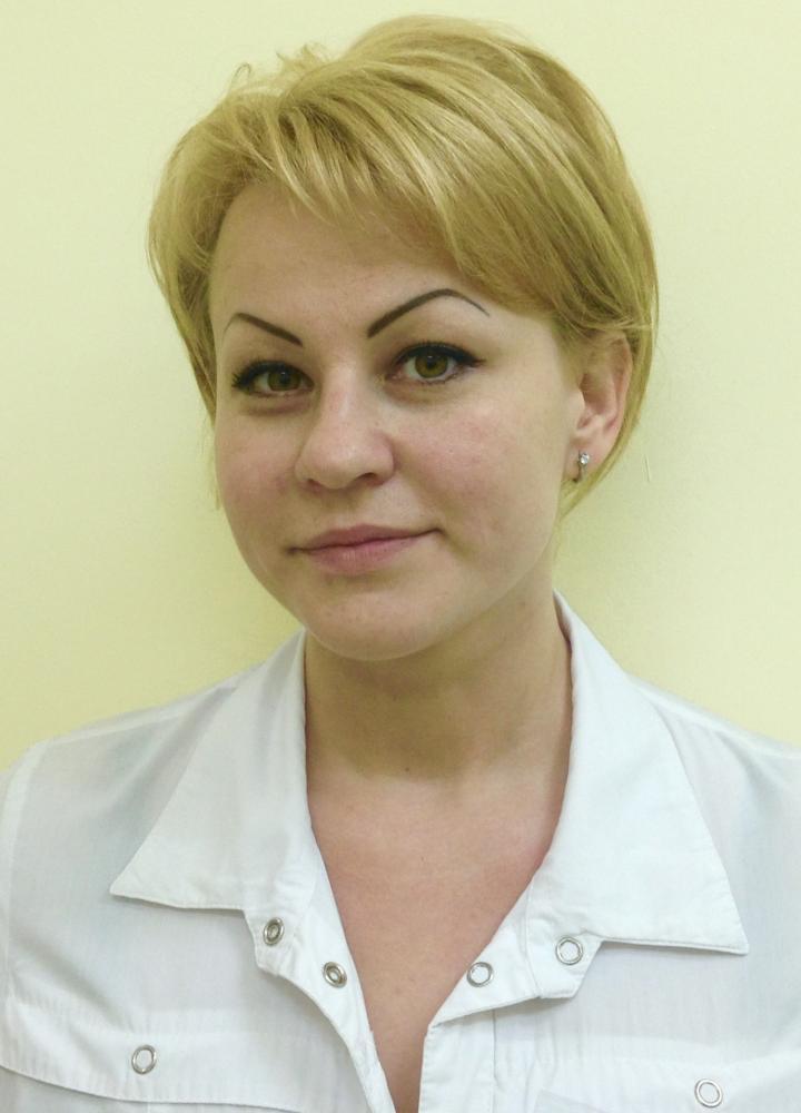 Толстых Оксана Александровна