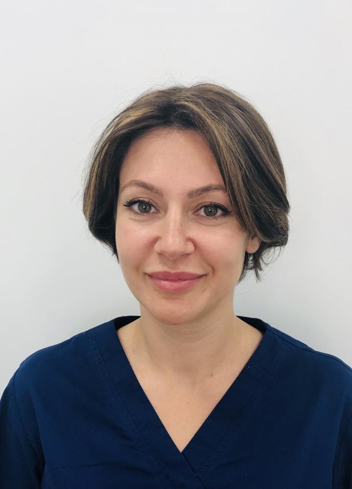 Евдокимова Мария Евгеньевна