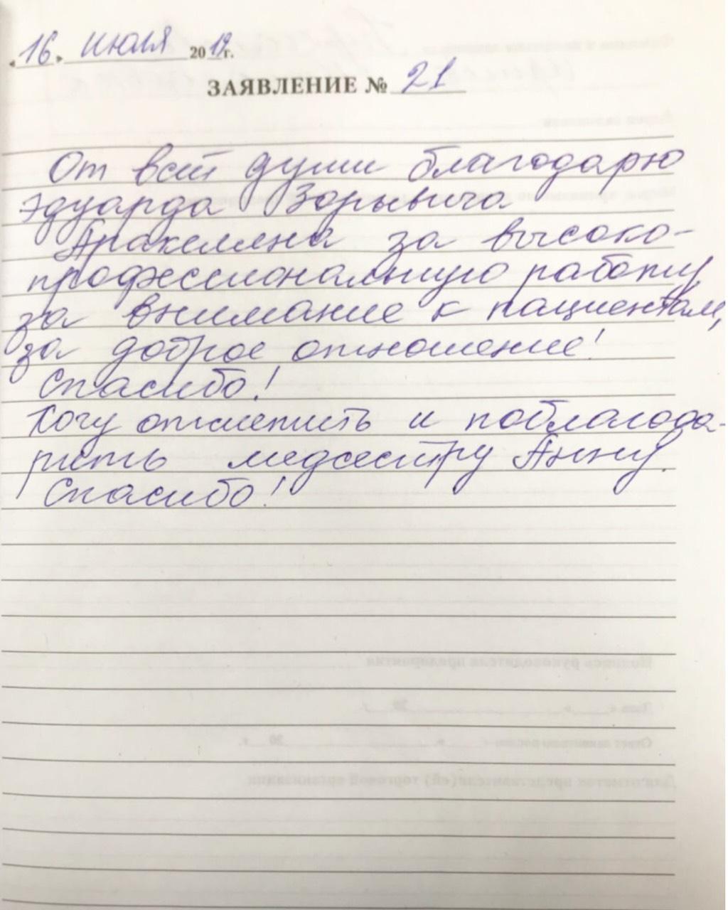 <em>Редактировать Отзыв</em> Ирина. Стоматология Фларт