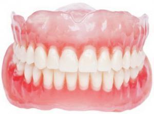 Виды и фото съемных зубных протезов