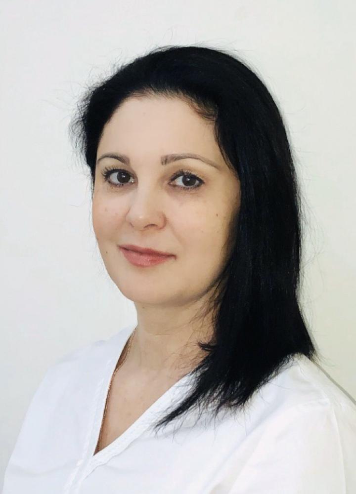 Ковтунова Оксана Вячеславовна
