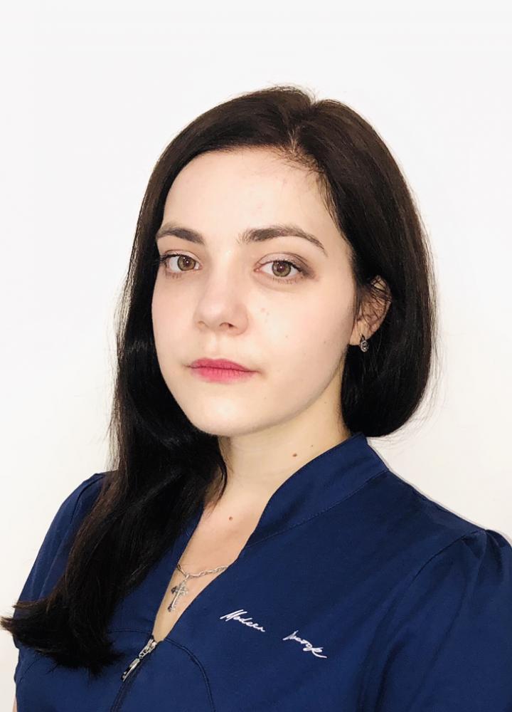 Кривчикова Анастасия Сергеевна